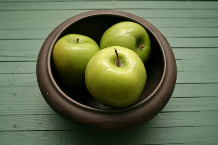 14. As sure as God made little green apples. And they say all the colorful sayings come from the South?