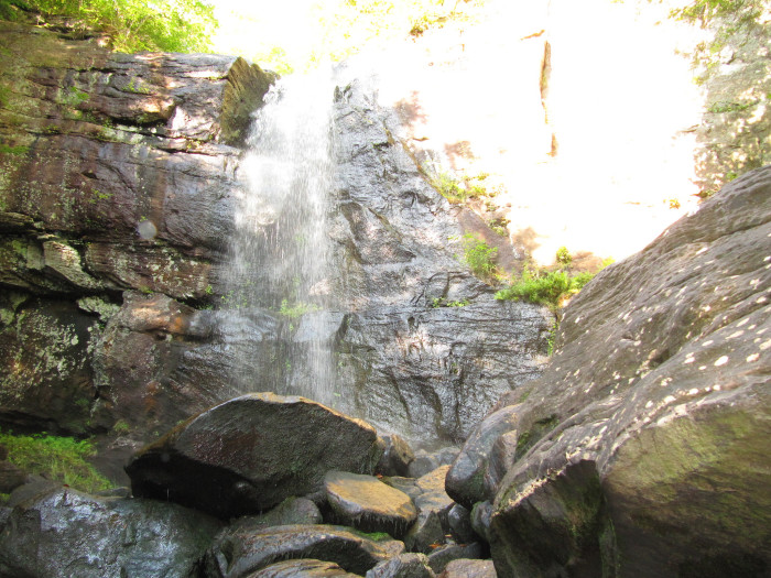 1. Bad Branch Falls State Nature Preserve