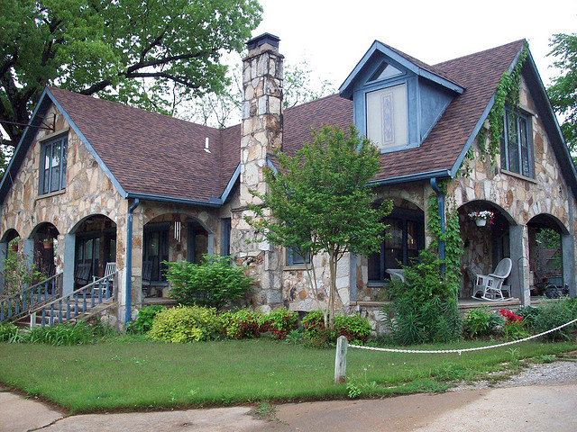 3. The Lodging - Visitors come to Arkansas seeking bed and breakfasts likely more often than any highly rated chain hotel.