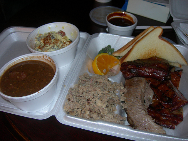 4. The Barbecue - Good old 'q' is easy to find in the South, but Arkansas boasts pulled pork sandwiches that will make anyone go hog wild.