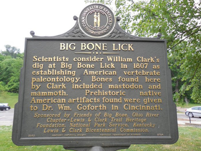 10. Big Bone State Historic Site: This park even offers classes on real ghost hunting and gives you the opportunity to experience it first-hand at their grounds in Union, Kentucky.