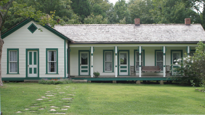 3. Bill Monroe's Birthplace