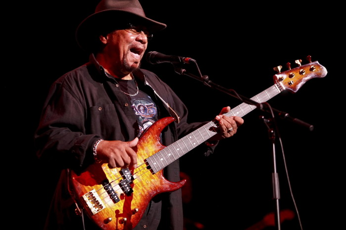 1) Billy Cox, born in Wheeling, West Virginia, is the only surviving member of Jimi Hendrix's three main bands.