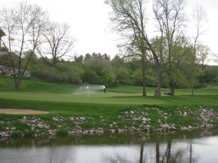 10. Blackwolf Run (Kohler). This a great place to play a round of golf.