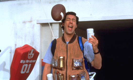 12. The Waterboy