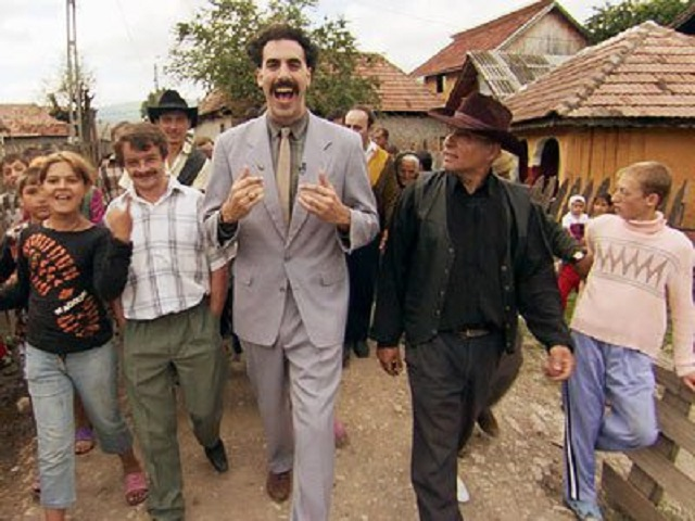 2.) Borat: Cultural Learnings of America for Make Benefit Glorious Nation of Kazakhstan - Released in 2006, and starring Sacha Baron Cohen as Borat, this movie had filming locations all over the Birmingham area.