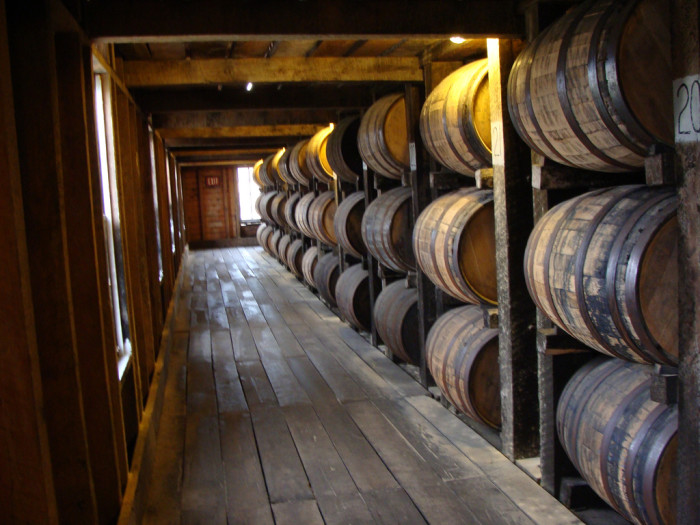 5. Good 'Ol Kentucky Bourbon. Bourbon country is a-plenty in the KY district.