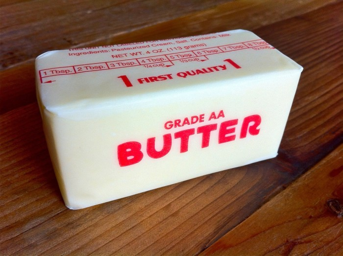 9. Butter. It doesn't rival cheese, but it comes close. Mo butter, mo better!