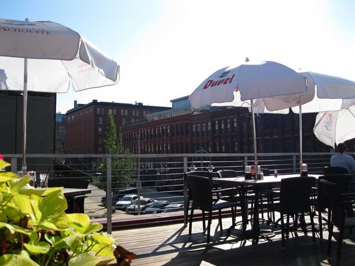 9. Cafe Benelux and Market (Milwaukee). Milwaukee as the sun is setting is gorgeous. It is a beautiful way for you and your date to end an evening.