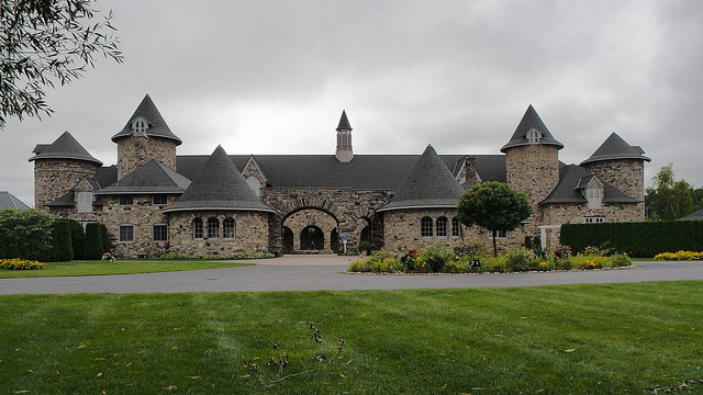 6) Castle Farms, Charlevoix