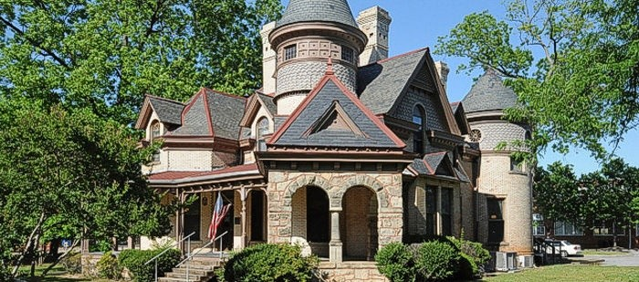 9. Capehart House, Raleigh