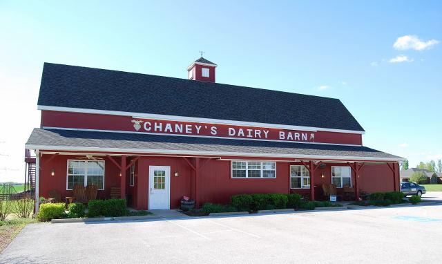 3. Chaney's Dairy Barn
