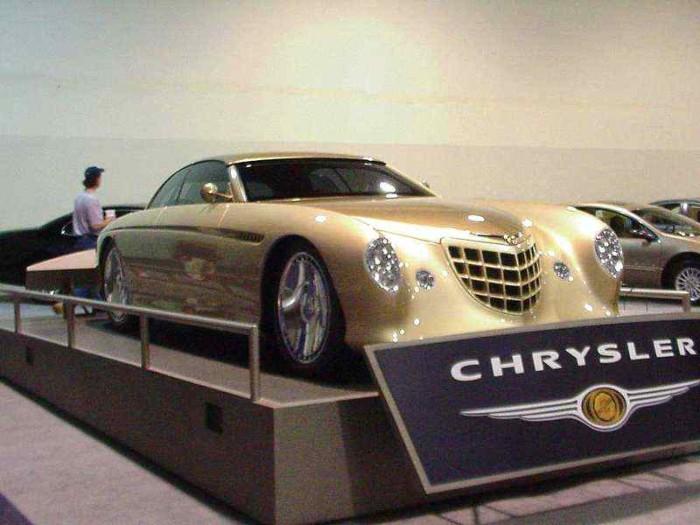 ...Or a Chrysler family.