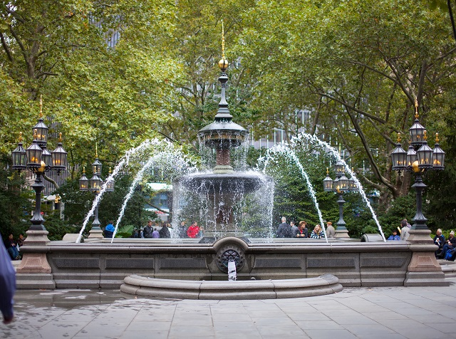 16.) In Mobile, bathing in city fountains is not allowed.