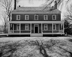 2. Croghan Mansion
