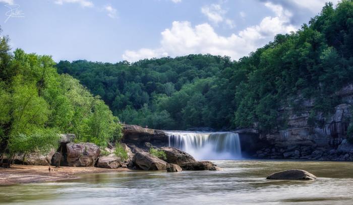 10. Cumberland Falls State Resort Park