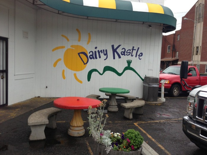 4. Dairy Kastle