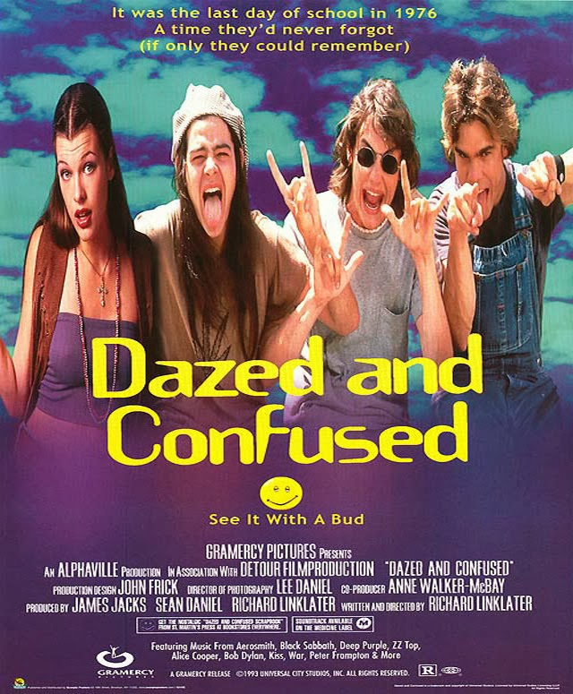1) Dazed and Confused (1993)