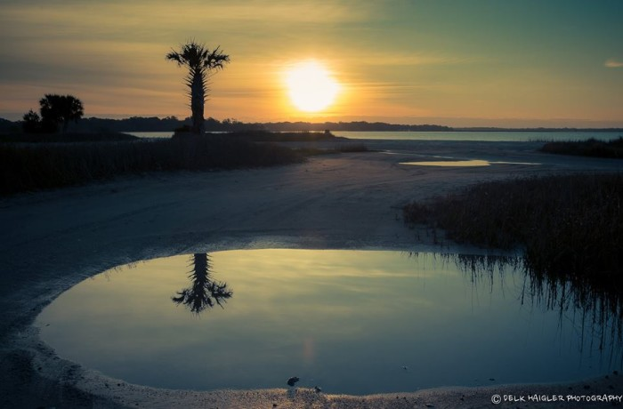 8. Saturday sunrise at The Sands in Port Royal, SC.