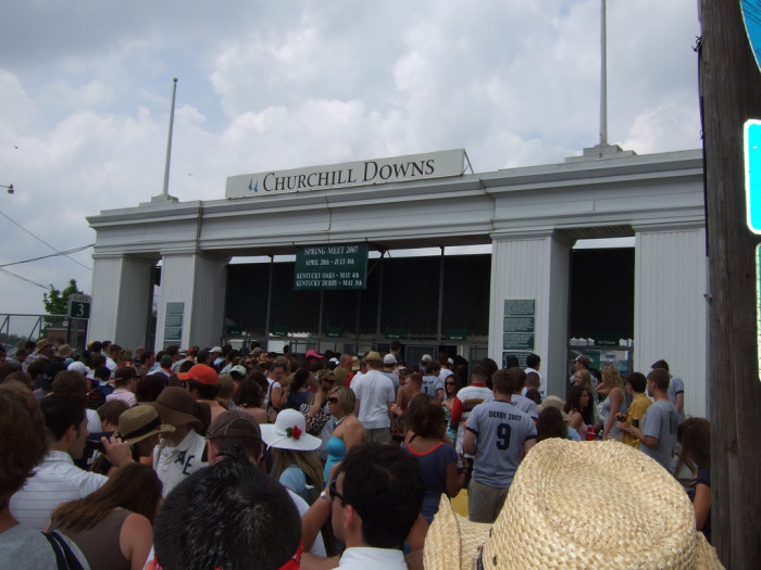 10. Kentucky Derby