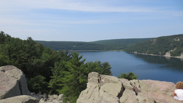 9. Devil's Lake State Park (Baraboo). This park provides some of the best scenes in all of Wisconsin. Plan for a day of hiking and don't forget to bring your camera!