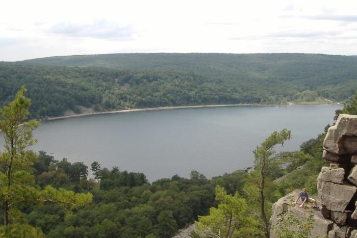 9. Devil's Lake (Baraboo)