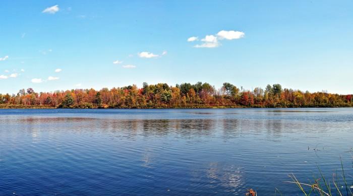 14. Diamond Lake (Bayfield County)