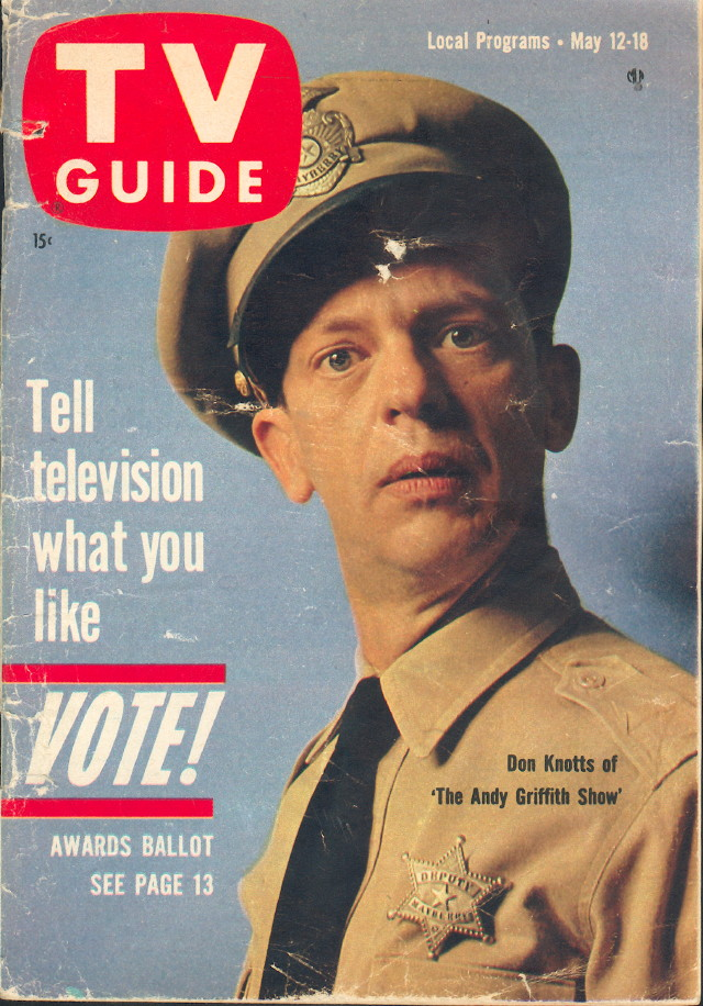 4) We also gave the world Don Knotts!