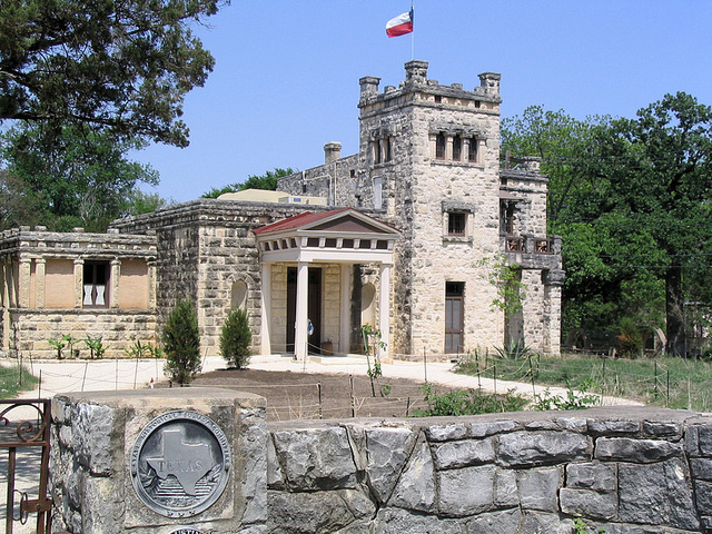 4) Elisabet Ney Museum: once the Austin home of sculptor Elisabet Ney,  the landmark is now open as a museum in downtown Austin. Elisabet was actually a sculptor in the court of King George V of Hanover, so you know this castle is legit. It's open for tours Wednesday - Saturday.