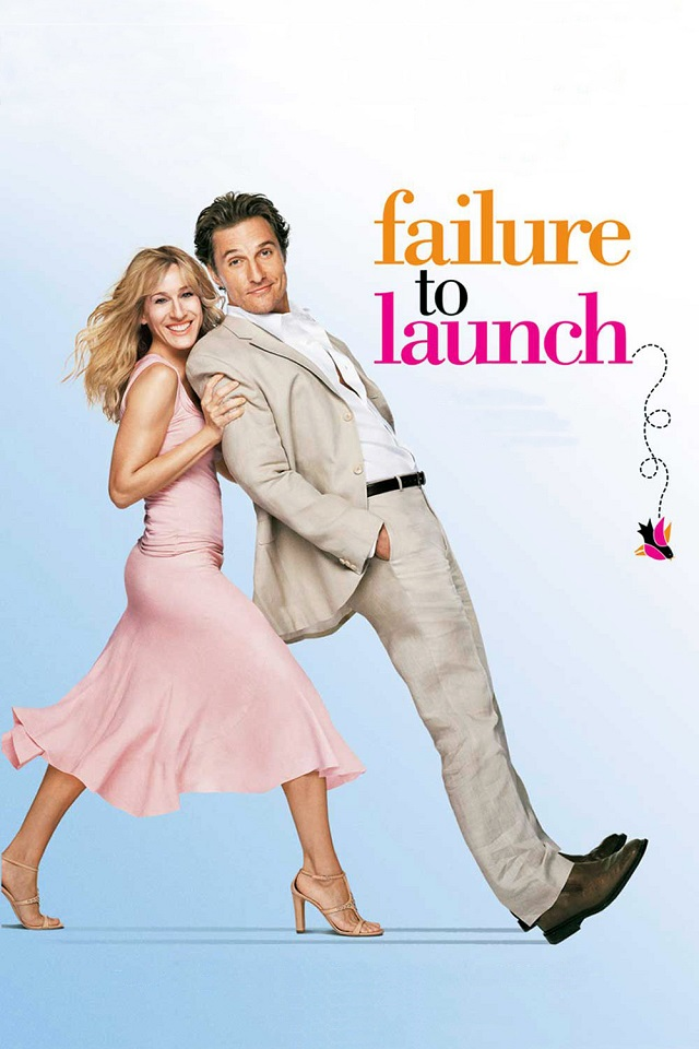 10.) Failure to Launch - Released in 2006, and starring Matthew McConaughey and Sarah Jessica Parker, this movie was partially filmed in the Gadsden/Leesburg areas.  Remember the rock climbing scene? That was filmed at Cherokee Rock Village, near Leesburg.