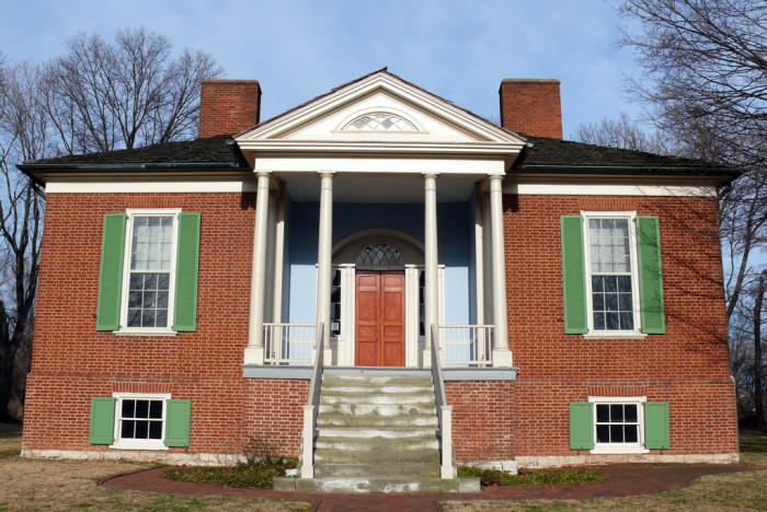 5. Farmington House