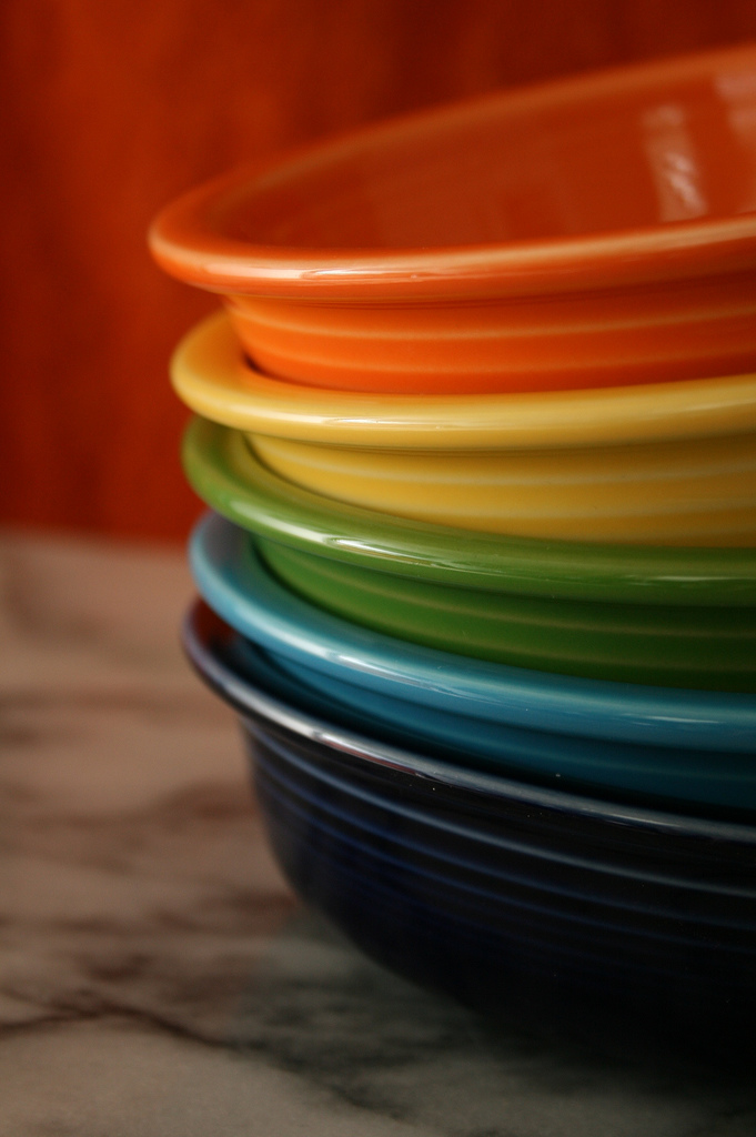 3) The world wouldn't have Fiestaware without us!