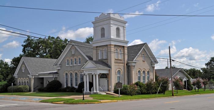 10.) First Presbyterian Church / Demopolis