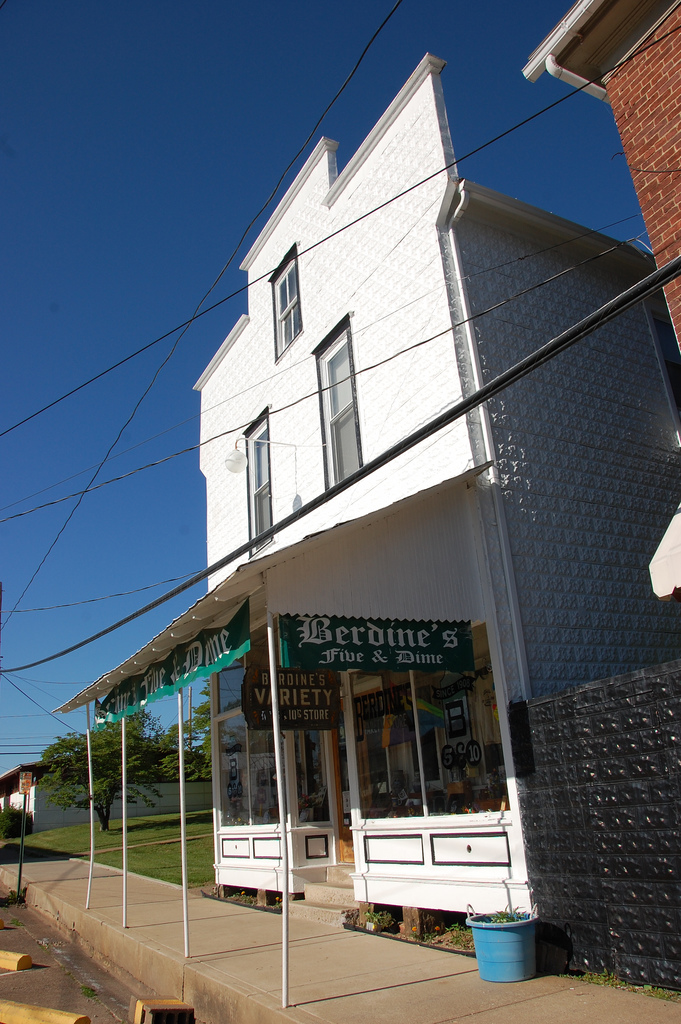 5) We have America's oldest Five and Dime!
