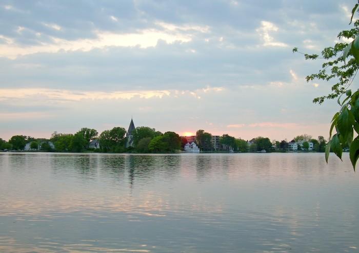 Encounter On Lake Mendota >> Best Lakes in Wisconsin