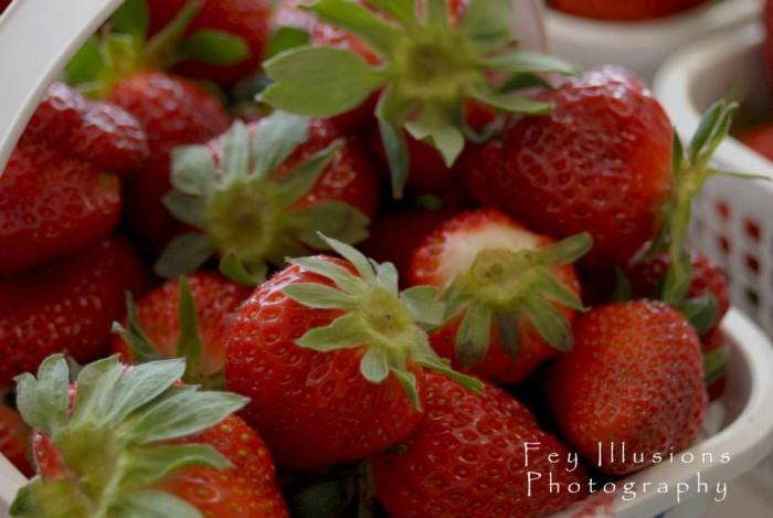 6. Fresh Fruit