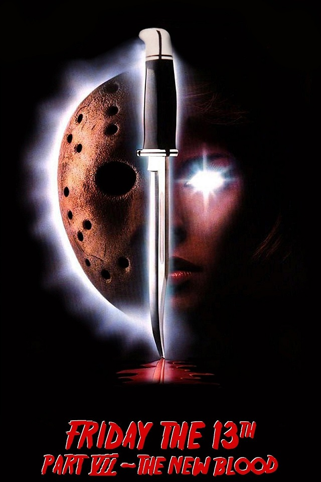 12.) Friday the 13th Part VII  (The New Blood) - Released in 1988, and starring Kane Hodder as Jason Voorhies, this movie used Byrne's Lake (near Stockton) as one of the major filming locations.