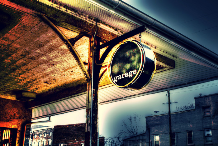 9. Garage Bar