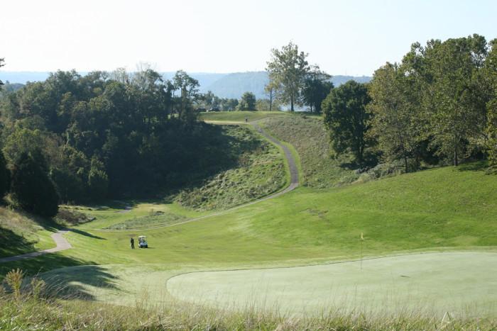 13. General Butler State Resort Park