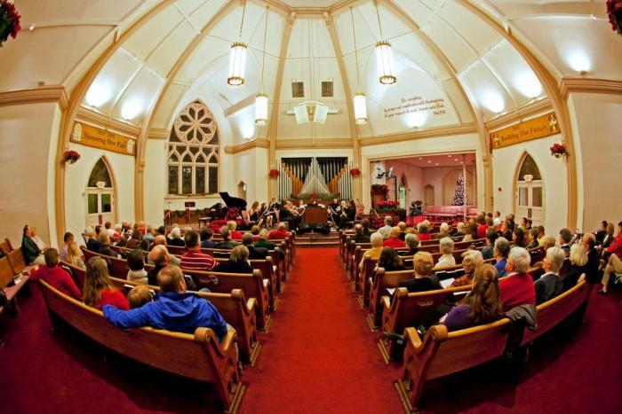 8. Georgetown Baptist Church