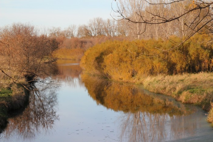 6. Glacial River Trail. This is a fantastic place to take a scenic bike ride or walk.