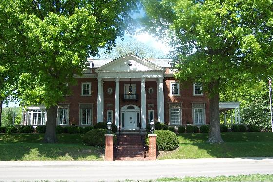 9) Tour the Governor's Mansion in Charleston, WV.