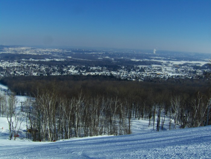 15. Granite Peak (Rib Mountain State Park). You'll grab some awesome views as you're speeding by in your skis.