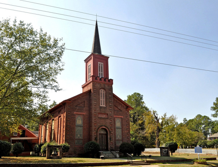 14 Gorgeous Alabama Churches