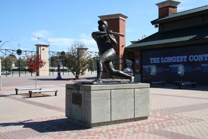 10.) Hank Aaron