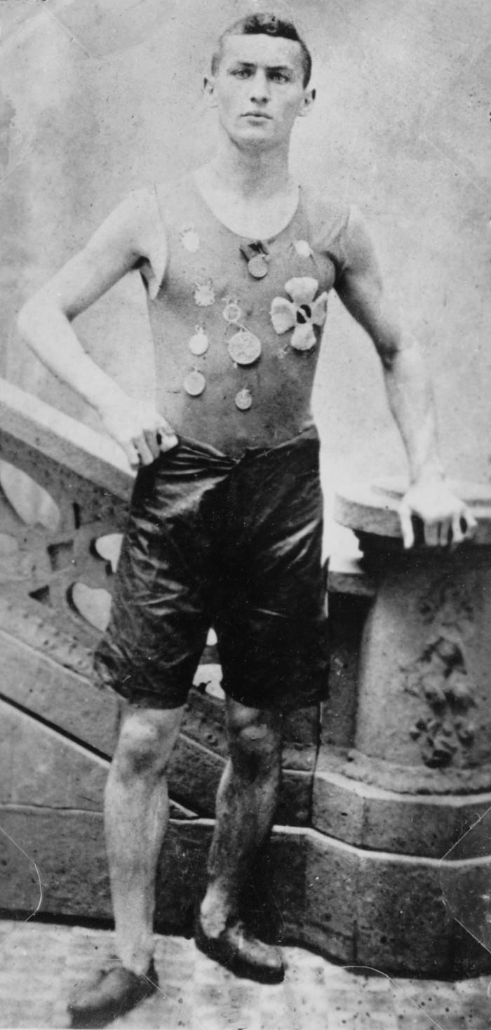 12. Harry Houdini (Appleton)