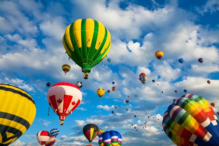 2. Alabama Jubilee Hot Air Balloon Classic