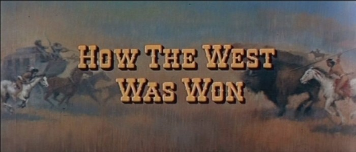 11. How the West Was Won: this western classic with John Wayne filmed portions in Paducah and Smithland, Kentucky along the Ohio and Cumberland River.