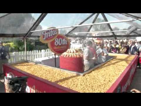 10) World's Largest Frito Pie