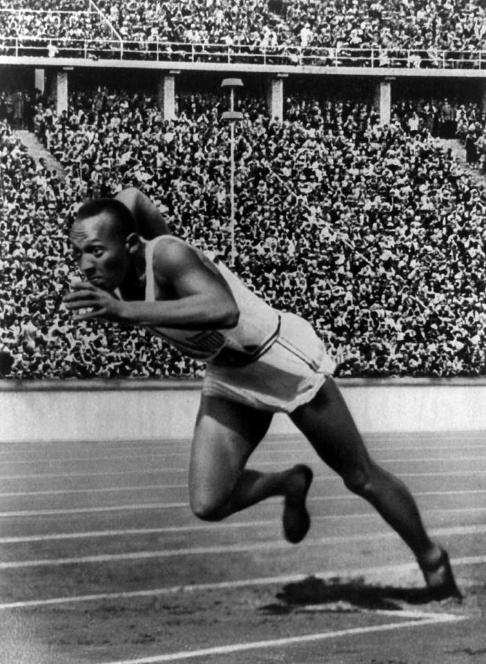 6.) Jesse Owens